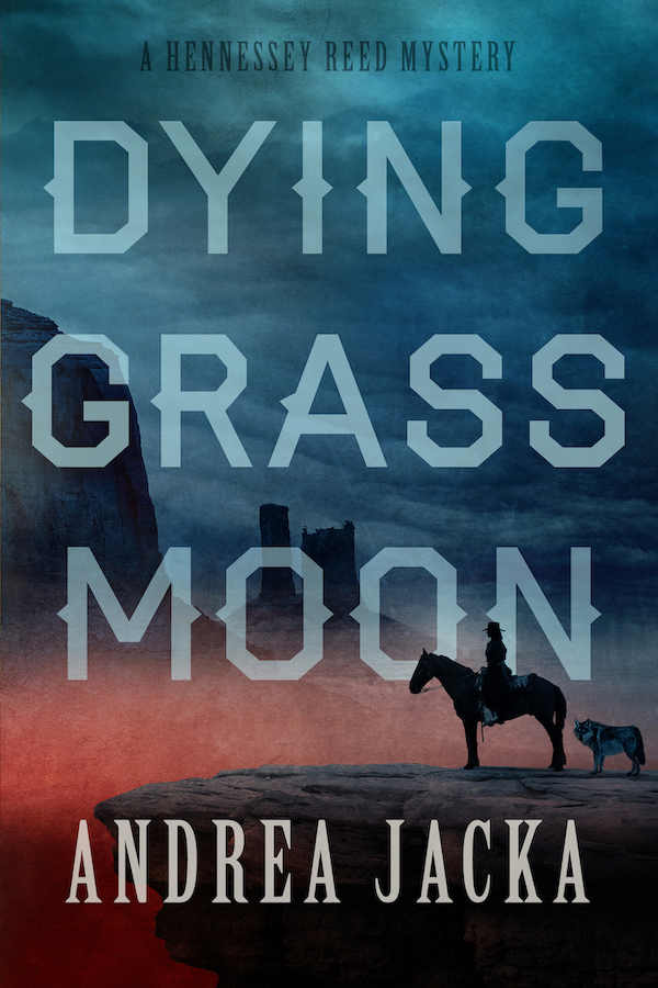 Cover - Dying Grass Moon