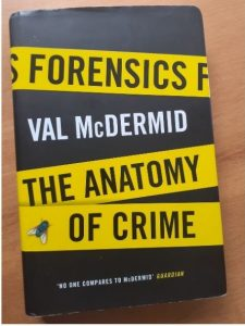 Book cover - Forensics: The Anatomy of Crime